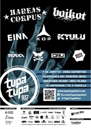 Cartel Tupa Tupa Fest